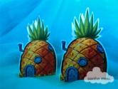 caixinha abacaxi