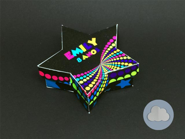 caixa estrela