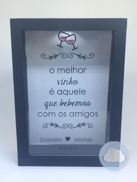 Casamento - Gabi - Porta Rolha