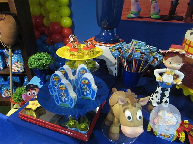 Davi - Toy Story - Festa