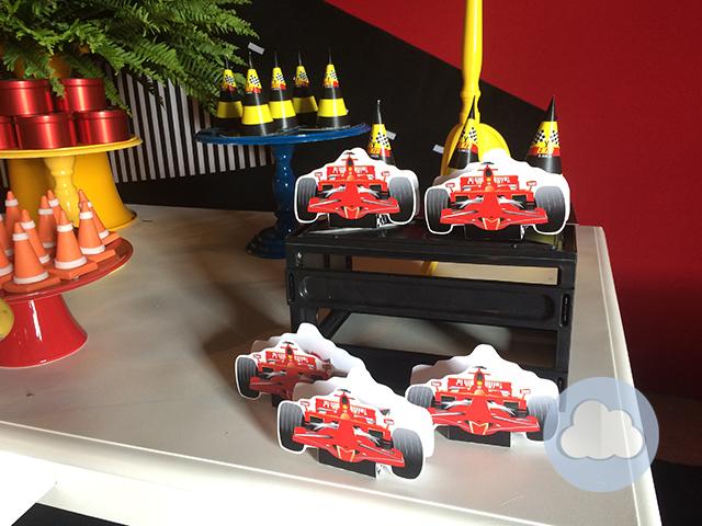 Enzo - Fórmula 1 - Festa