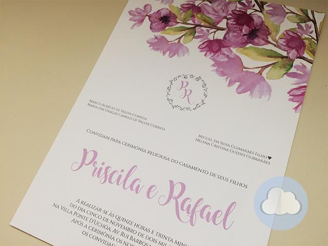 Casamento Priscila e Rafael 1