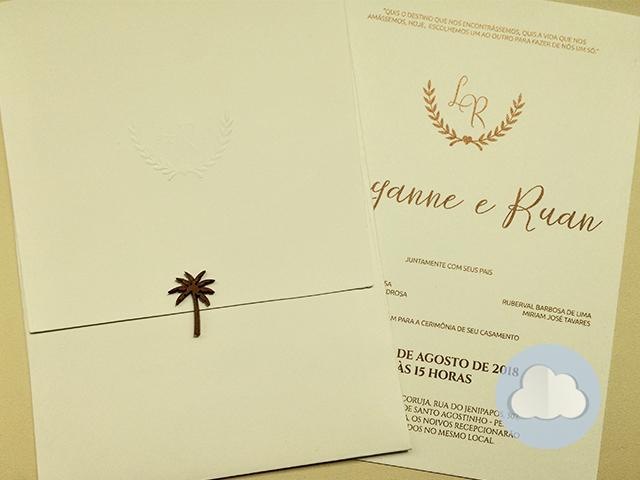 Convite Layanne e Ruan 2