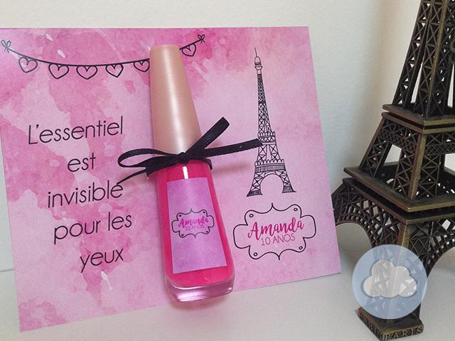 Paris Amanda 10 anos 2
